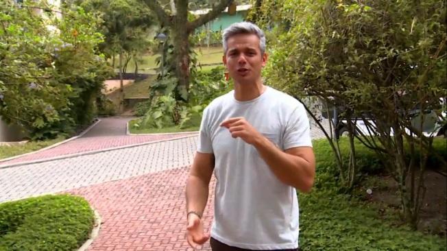 """Otaviano Costa no comando do """"Vídeo Show"""" da última segunda (29): programa atingiu maior audiência do ano em SP. Foto: Reprodução/TV Globo"""